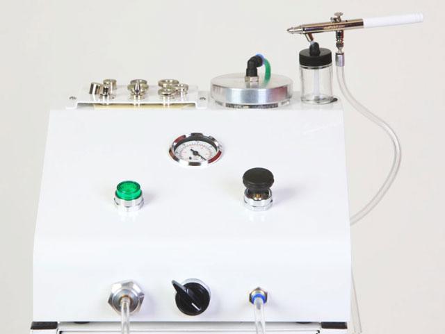 Microdermabrasion Machine by ClearFX Skin
