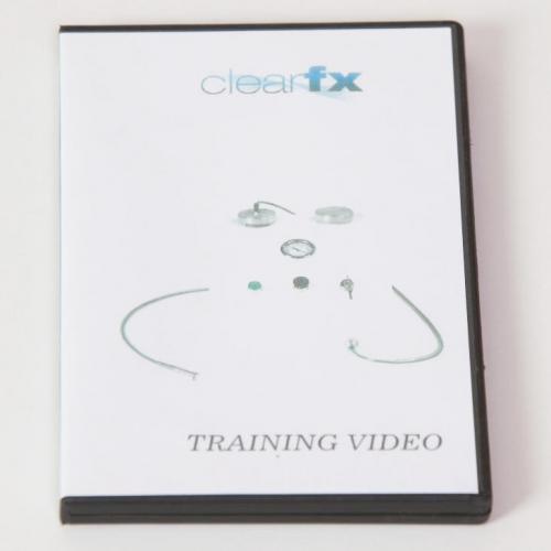 ClearFX Skin training dvd